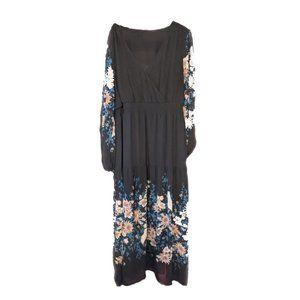 Addition Elle | Cottagecore Maxi Dress